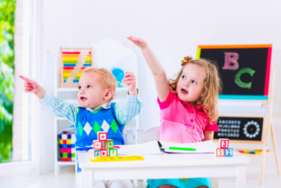 5 Fun Education Games to Play at Home for Children in Pre-School and DayCare Kids