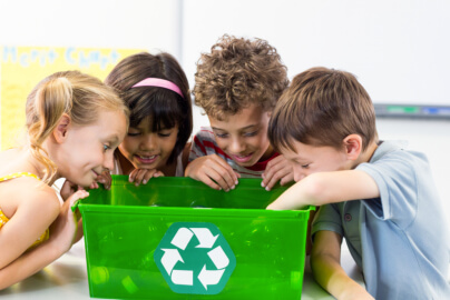 Nature and Children Ways to Teach Them to Love the Environment